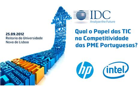 IDC apresenta estudo sobre o Papel das TIC na Competitividade das PME