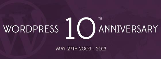 WordPress fez 10 anos [infográfico]